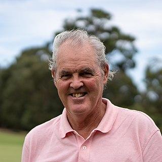 Mike Clayton (golfer) Australian professional golfer