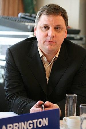 Michael Arrington - Arrington at the World Economic Forum