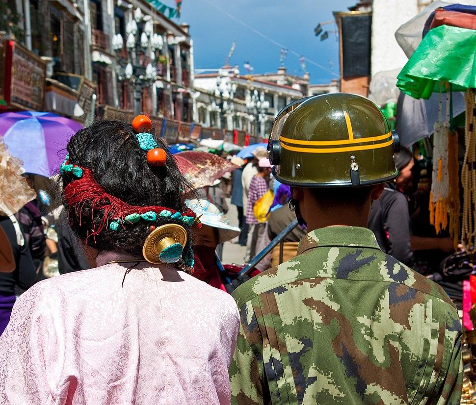 Military of Tibet