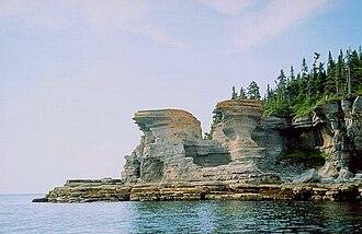 Mingan Archipelago - Mingan Archipelago National Park