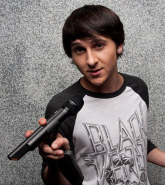 Mitchel Musso - Musso in April 2011