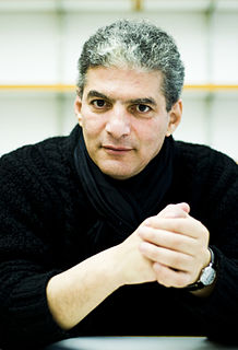 Mohamed Kacimi Algerian writer and journalist