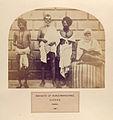 Mohunts of Hunoomangurhee, Hindoo, Oude..jpg