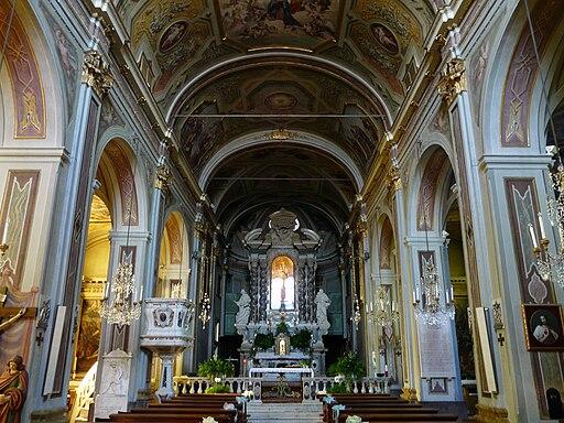 Molare-santuario ns delle rocche-navata centrale