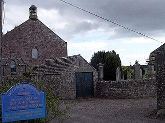 Monikie - Image: Monikie Church geograph.org.uk 11624