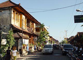 Ubud Place in Bali, Indonesia