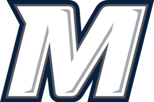 Monmouth Hawks men's basketball - Image: Monmouth Athletics M