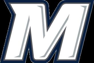 Monmouth Hawks football - Image: Monmouth Athletics M