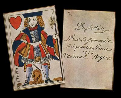 Monnaie de carte du Canada, 1714 (recto-verso).png