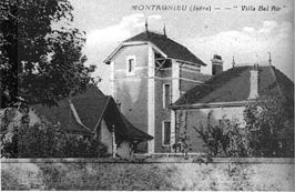 Villa Bel Air in 1930
