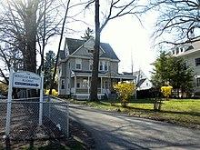 Green Brook Nj >> Montclair Kimberley Academy - Wikipedia