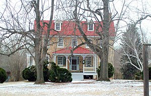 Clarksville, Maryland - Montrose Manor in Clarksville.