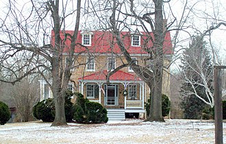 Clarksville, Maryland - Montrose Manor in Clarksville.