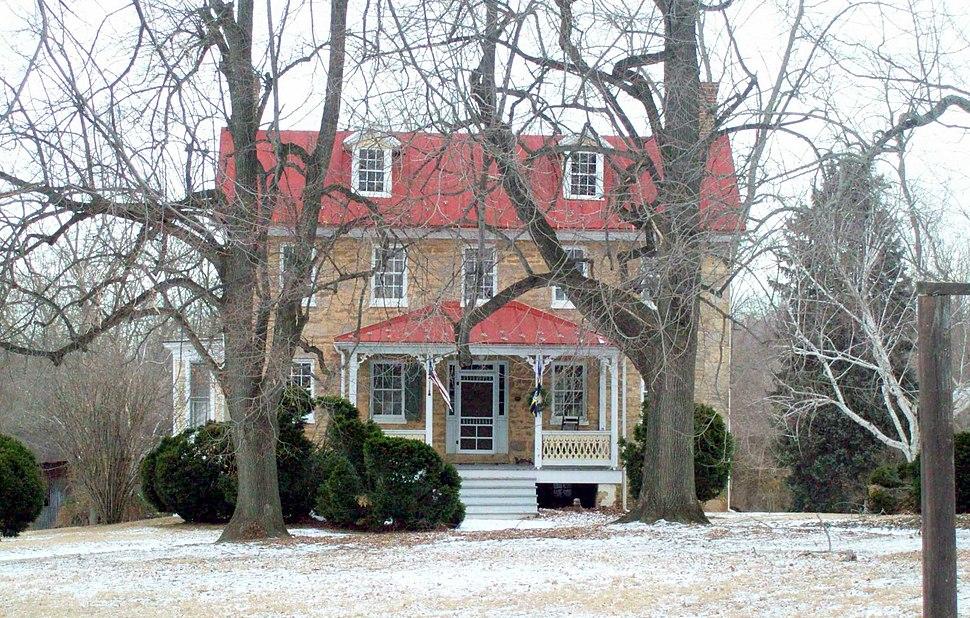 Montrose Manor in Clarksville.