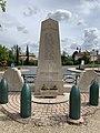 Monument aux morts 1914-19 à Tramoyes (Ain, France).jpg