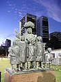 Monumento aos retirantes - Parque Dona Lindu - panoramio.jpg