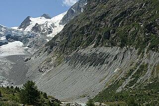 Ferpècle Glacier glacier