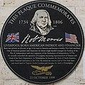 Morris plaque, Stanley House, Liverpool.jpg