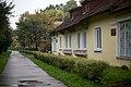 Moscow, VDNKh, former model duplex house (10656503893).jpg