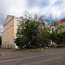 улицы в районе метро калужская
