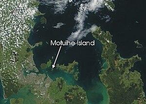 Motuihe Island - Image: Motuihe Island