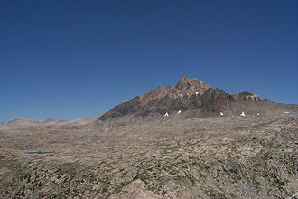 Thirteener - Mount Humphreys, California