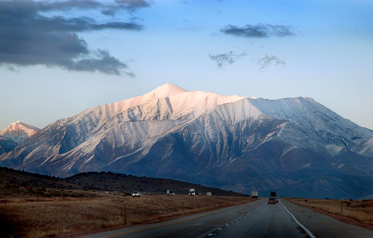 Mount Nebo (Utah) - Wikipedia