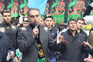 Maddahi - An Iranian Maddah