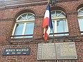 Moyaux Calvados plaques mairie.jpg