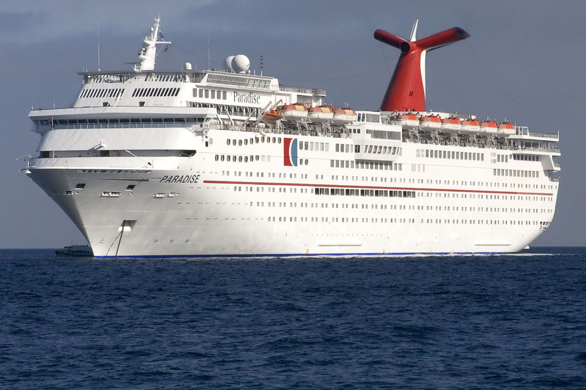 Carnival Paradise Wikipedia - Carnival cruise ships wiki
