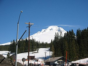 Summit Ski Area - Image: Mt Hood