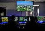 Multinational Aviation Live Virtual Constructive Training System exercise at the Polygone Control Center.jpg
