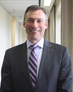 Jeff Cogen - Image: Multnomah County Chair Jeff Cogen