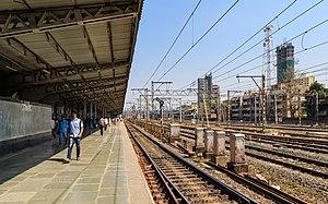 Borivali - Borivali railway station
