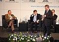 Munich Security Conference 2010 - KM020 Al Saud Davutoglu Zaki 01.jpg