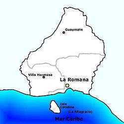 Municipalities of La Romana Province.jpg