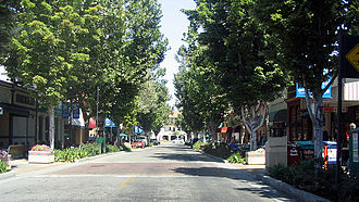 Sunnyvale, California - South Murphy Avenue