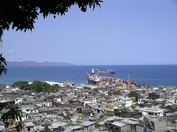 A photo of Comoros