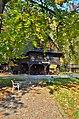 Muzeum - skanzen (Rožnov pod Radhoštěm) - Dřevěné městečko 012.JPG