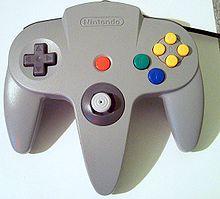 220px-N64-controller-white dans Nintendo 64