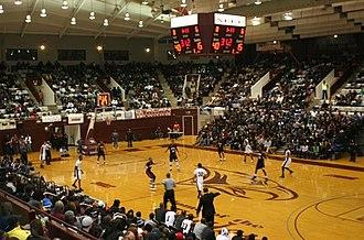 North Carolina Central Eagles - McLendon-McDougald Gymnasium
