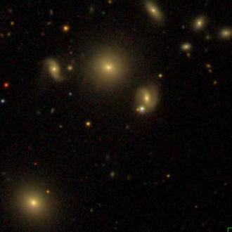 NGC 3552 - SDSS image of NGC 3552