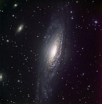 Nik Szymanek - Image: NGC7331Visible
