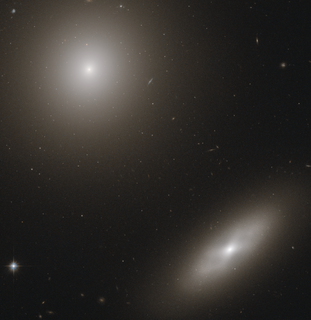 NGC 1375 Lenticular galaxy