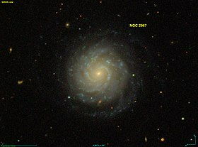 Image illustrative de l'article NGC 2967
