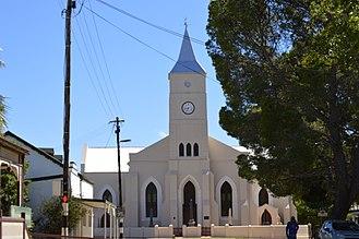 Philippolis - View of NG Kerk in Philippolis.