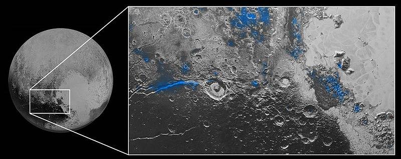 NH-Pluto-WaterIceDetected-BlueRegions-Released-20151008.jpg