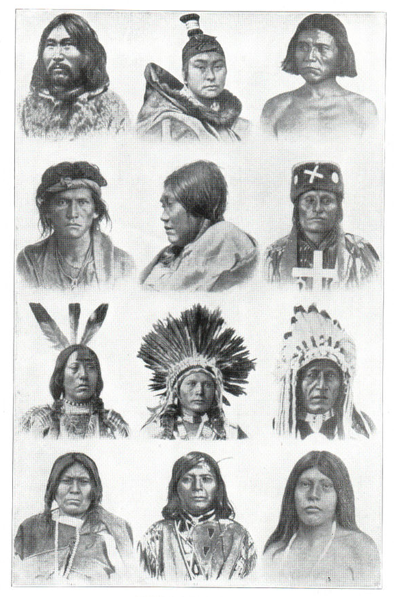 NSRW Natives of North America