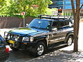 "NSW Police Force Public Order and Riot Squad ""Foxtrot"" Nissan Patrol 4.8 ST-L - Flickr - Highway Patrol Images.jpg"