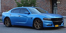2 Door Charger >> Dodge Charger Lx Ld Wikipedia